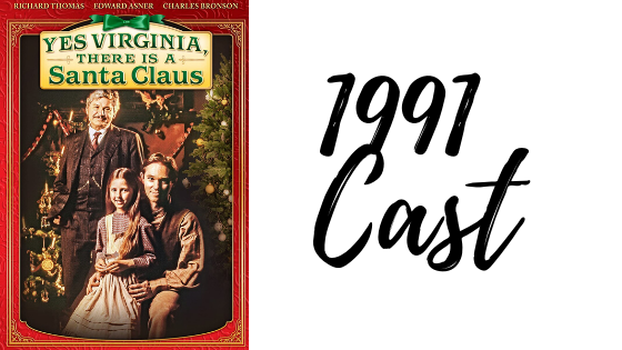 Yes virginia there is a santa claus 1991 cast