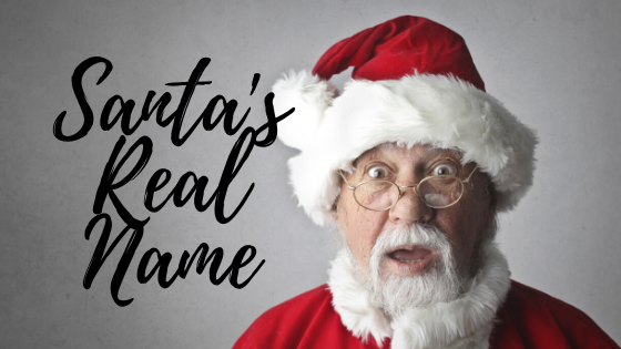 What is Santa's Real Name