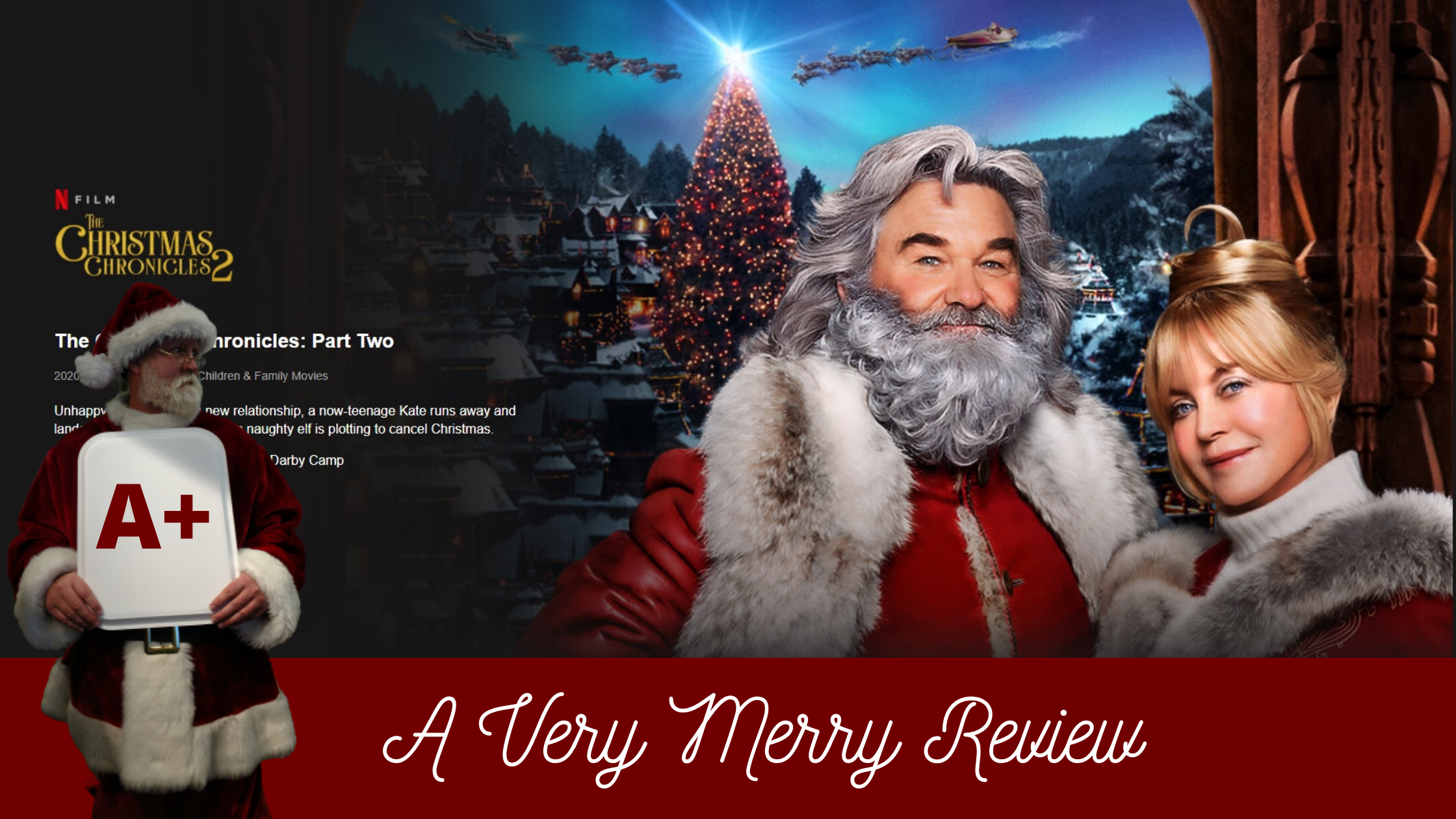 Christmas Chronicles Part Two - A 2020 Review